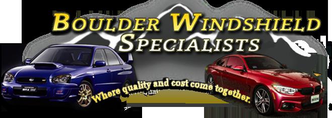 Boulder Windshields logo